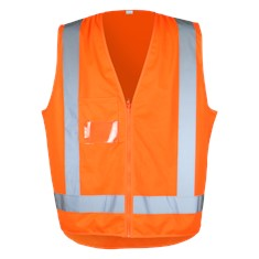 Hi Visibility Safety Vest – Day / Night