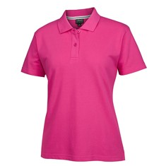 JB's C OF C LADIES PIQUE POLO