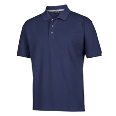 Mens Cotton Pique Polo
