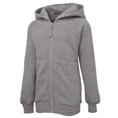 JB's C OF C ADULTS FULL ZIP FLEECY HOODIE