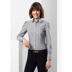 LADIES EURO LONG SLEEVE SHIRT