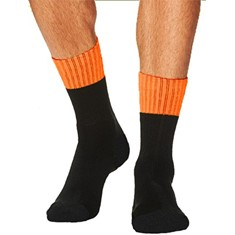 Unisex Adults Hi Vis Work Socks