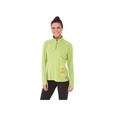 TAZA KNIT 1/4 ZIP TOP-WOMEN'S