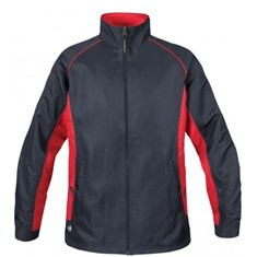 WOMEN'S TWILL TRACK JACKET