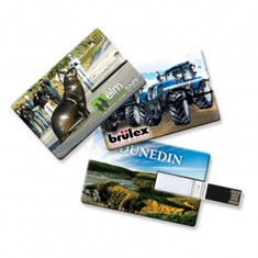 Credit Card Flash Drive 8GB