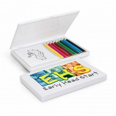 Playtime Colouring Set