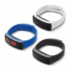Rectangle Digital LED Watch