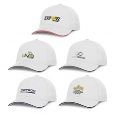 Swift Premium Cap - White