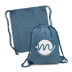 Devon Drawstring Backpack