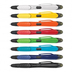Nexus Multi-Function Pen - Coloured Barrel