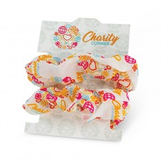 Hair Scrunchie - Set of 2