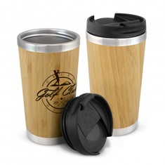 Bamboo Double Wall Cup