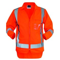 TTMC-W Long Sleeve Safety Vest