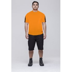 HI VIS PERFORMANCE TEE