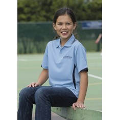 DRI GEAR ZONE POLO-YOUTH