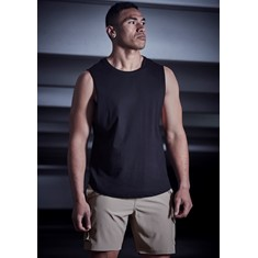 Mens Streetworx Sleeveless Tee