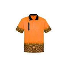 Mens Tracks Polo