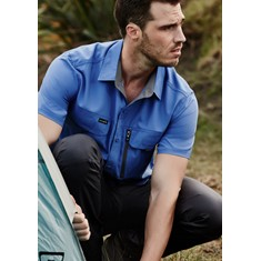 MENS OUTDOOR S/S SHIRT