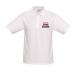 Anchor AIMS Games Men's Umpire Polo