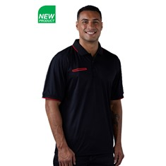 Mens Matrix Polo