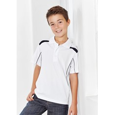 Kids United Short Sleeved Polo