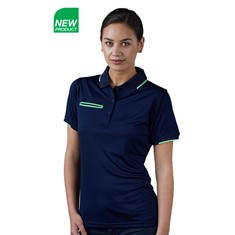 Womens Matrix Polo