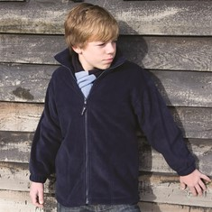 Youth Polartherm Full Zip Jacket