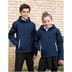 Result Youth TX Performance Softshell Jacket