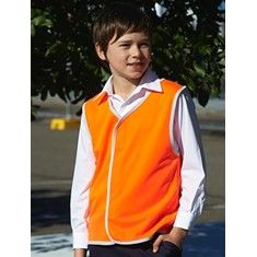 Kids High-Vis Safety Vest