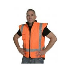 Flame Retardant Vest Orange