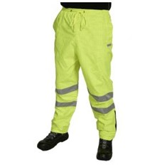 Hi Vis Full PU Flame Retardant Pants