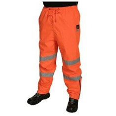 Flame Retardant PU Coated Trouser Orange